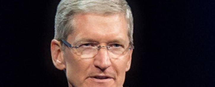 FILE: Apple CEO Tim Cook. Picture: Facebook.