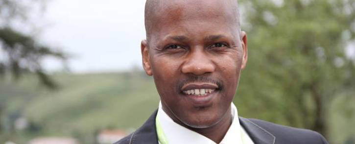 Sibusiso Sithole. Picture: GCIS.