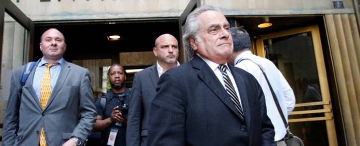 Benjamin Brafman, lawyer for film producer Harvey Weinstein, exits the Manhattan Criminal Court following a meeting in New York on 29 May 2018. Picture: Reuters