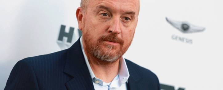 This file photo taken on 15 September 2017 shows Louis C.K. attending FX and Vanity Fair Emmy Celebration at Craft in Century City, California. Picture: AFP