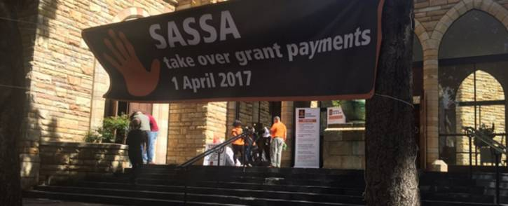 FILE: Black Sash has started a campaign called Hands Off Our Grants (HOOG) which calls for several actions from Sassa. Picture: Monique Mortlock/EWN