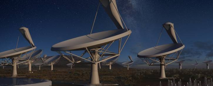 FILE: Square Kilometre Array. Picture: Supplied.