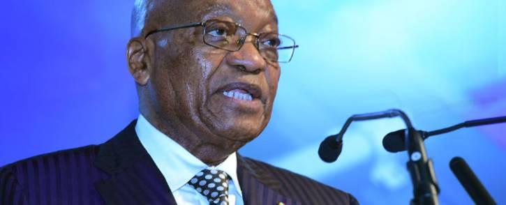 FILE: Former president Jacob Zuma. Picture: GCIS