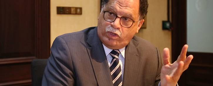 FILE: Safa president Danny Jordaan in conversation with EWN in June 2016. Picture: EWN