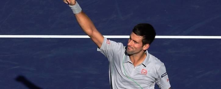 World No.1 Novak Djokovic. Picture: AFP