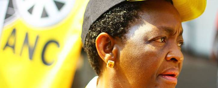 FILE: Bathabile Dlamini,  Minister of Social Development and leader of the African National Congress Women's League. Picture: Sethembiso Zulu/EWN