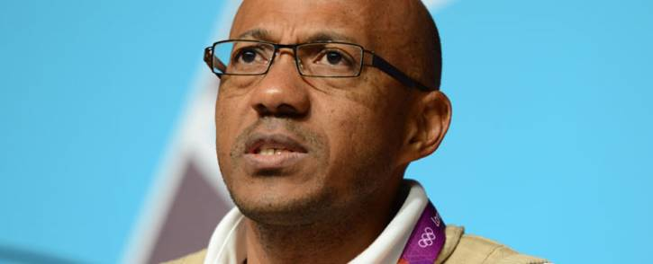 FILE: This file photo taken on 29 July 2012 shows former Olympic athlete representative Frankie Fredericks. Picture: AFP