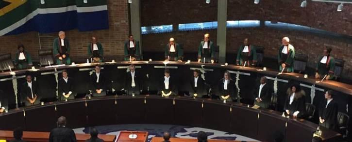 The Constitutional Court. Gia Nicolaides/EWN.