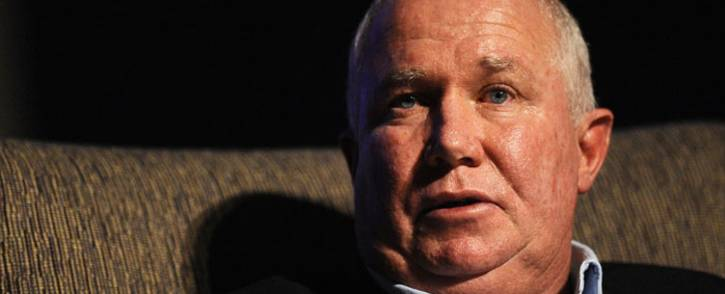 MDC politician Roy Bennett. Picture: AFP
