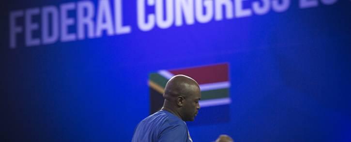 Tshwane Mayor Solly Msimanga. Picture: Sethembiso Zulu/EWN