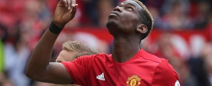 Manchester United midfielder Paul Pogba. Picture: Facebook.com