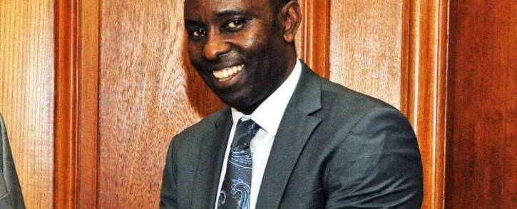 Mineral Resources Minister Mosebenzi Zwane. Picture: GCIS.
