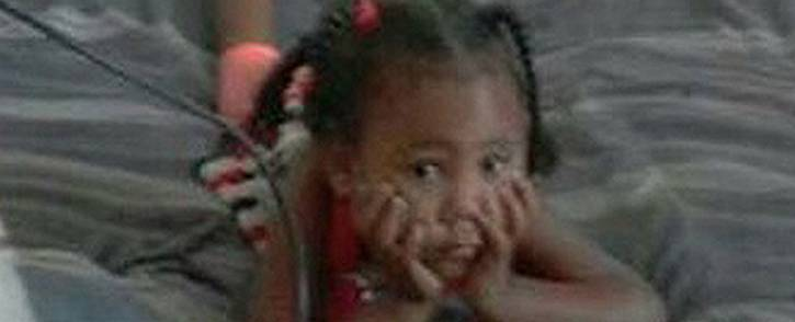 Three-year-old Courtney Pieters went missing on 4 May 2017. Her body was found about a kilometre away from her Elsies River home Picture: Facebook.com