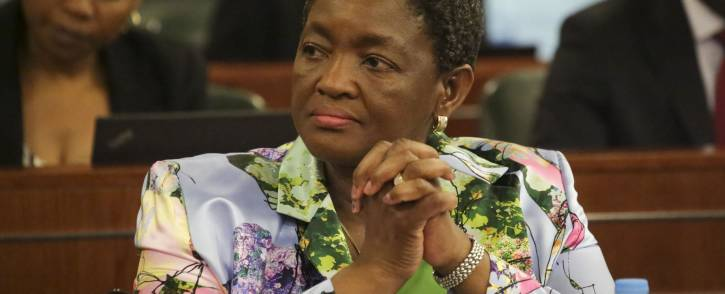 FILE: Social Development Minister Bathabile Dlamini appeared before Parliament's Standing Commitee on Public Accounts (Scopa) to discuss the contract to pay social grants. Picture: EWN.