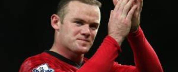 FILE: Manchester United's Wayne Rooney. Picture: Supplied