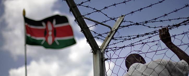 A Kenyan flag. Picture: AFP