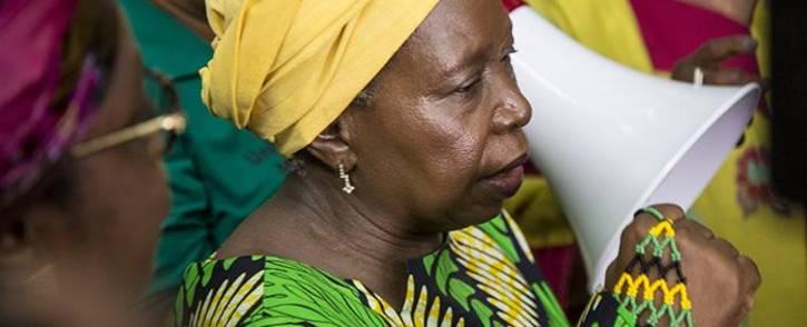 Former African Union (AU) chairperson Nkosazana Dlamini-Zuma. Picture: Reinart Toerien/EWN