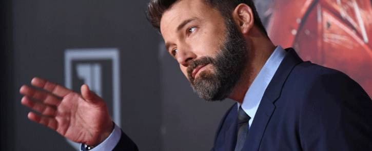 Ben Affleck arrives for the world premiere of Warner Bros. Pictures' 'Justice League', 13 November 2017 at the Dolby Theater in Hollywood, California. Picture: AFP