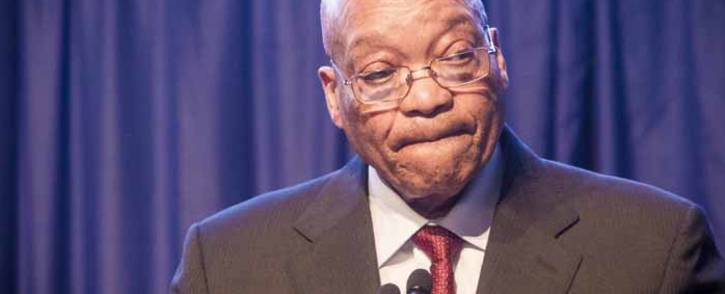 FILE: President Jacob Zuma. Thomas Holder/EWN.
