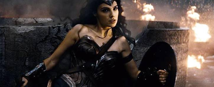 FILE: Israeli actress Gal Gadot plays Wonder Woman. Picture: Batman v Superman/Facebook.