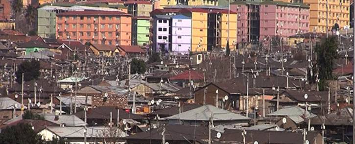 The Alexandra township in Johannesburg. Picture: EWN