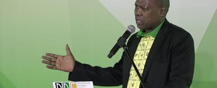 ANC treasurer-general Zweli Mkhize. Picture: Louise McAuliffe/EWN