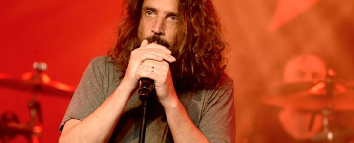 Chris Cornell performs in January 2017 in Los Angeles, California. Picture: AFP.