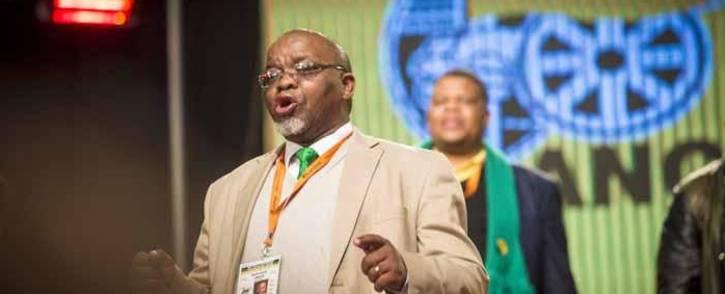 FILE: ANC secretary-general Gwede Mantashe. Picture: Thomas Holder/EWN