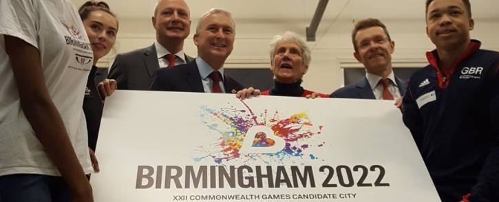 The City of Birmingham in the UK will host the 2022 Commonwealth Games. Picture: Twitter/@birminghamcg22