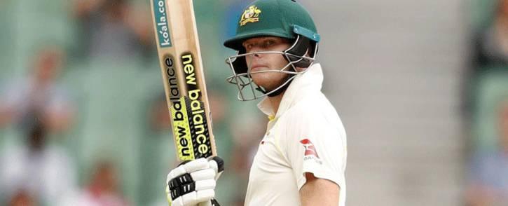 Australia captain Steve Smith. Picture: @englandcricket