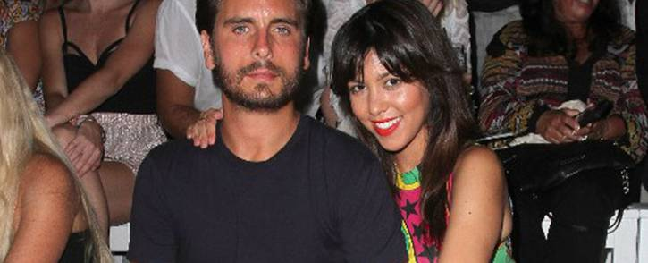 FILE: Kourtney Kardashian and Scott Disick. Picture: AF