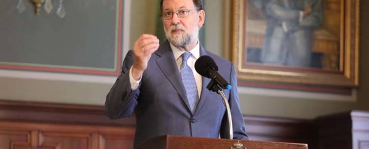 Former Spain Prime Minister Mariano Rajoy. Picture: @marianorajoy/Twitter