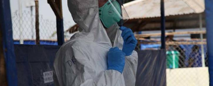 FILE: Ebola outbreak has been declared in the Democratic Republic of Congo. Picture: @WHOAFRO/Twitter.