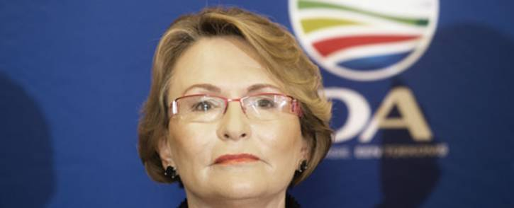 FILE: Helen Zille. Picture: AFP.