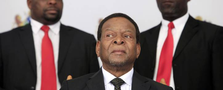 FILE: Zulu King Goodwill Zwelithini. Picture: AFP.