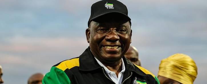 President Cyril Ramaphosa. Picture: Kayleen Morgan/EWN