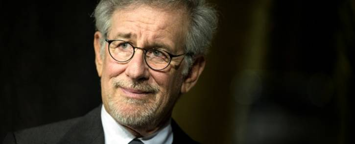 Director Steven Spielberg. Picture: AFP.