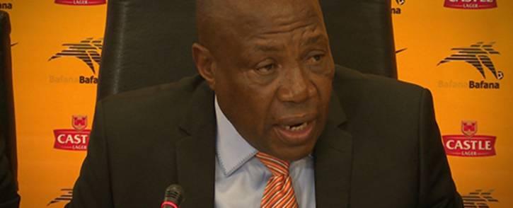 FILE: Former Bafana Bafana coach Shakes Mashaba. Picture: Morena Mothupi/EWN.
