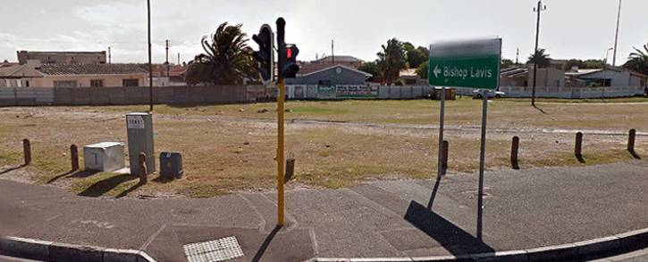 Three people were killed following a shooting in Bishop Lavis. Picture: Google Earth.