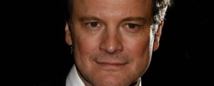 FILE: British actor Colin Firth. Picture: AFP.