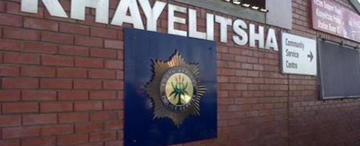 FILE: Khayelitsha Police Station. Picture: EWN