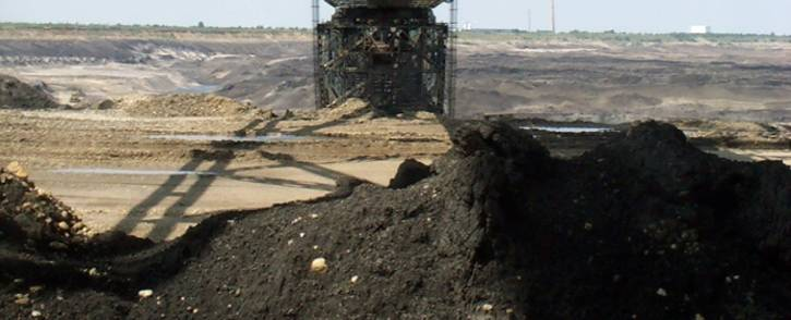 Surface coal mine transportation. Picture: Supplied.
