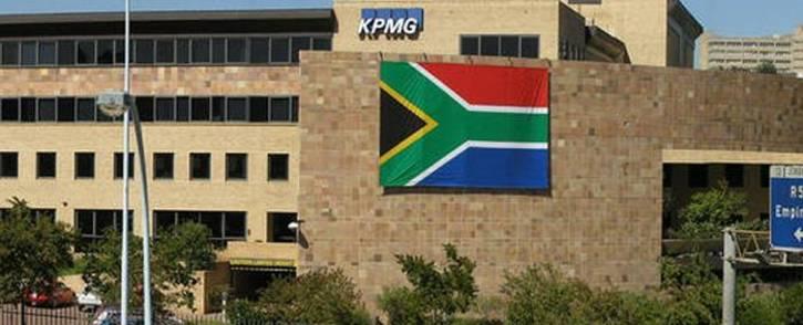 FILE: KPMG's Johannesburg offices. Picture: kpmg.com.za.