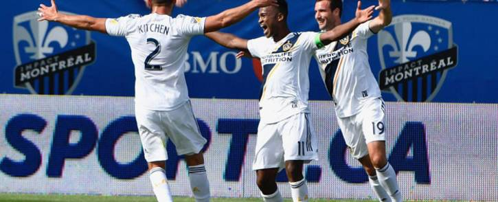 LA Galaxy were still able to eke out a 1-0 win over Montreal Impact. Picture:  Twitter @LAGalaxy .