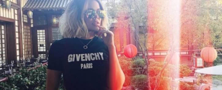 'Keeping Up With the Kardashians' star Khloe Kardashian. Picture: Instagram/@khloekardashian.