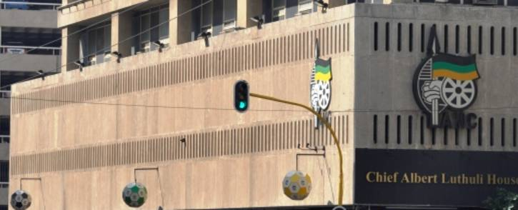 FILE: The ANC's headquarters, Luthuli House, in central Johannesburg. Picture: WikiCommons.