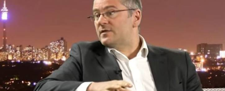 FILE: Deputy Director General at National Treasury Michael Sachs. Picture: YouTube screengrab.
