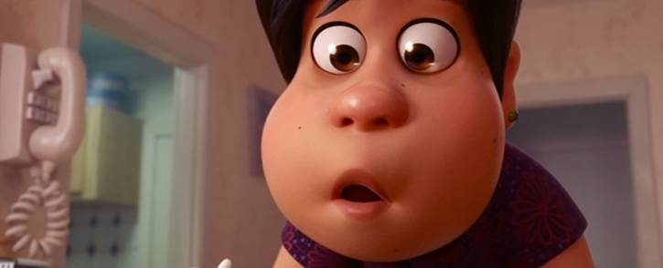 A screengrab from Pixar's 'Incredibles 2'. Picture: CNN