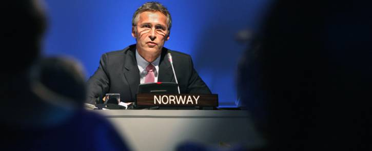 FILE: Nato Secretary-General Jens Stoltenberg. Picture: United Nations Photo.