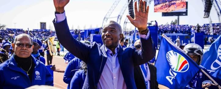 Democratic Alliance leader Mmusi Maimane. Picture: @Our_DA/Twitter